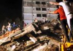 Four-storey building collapses in Thane; 3 dead, many trapped