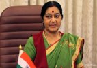 Sushma Swaraj proposes 6 point template to broad base Sino-India ties