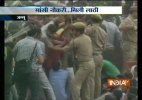 Jammu: Lathicharge at Territorial Army recruitment rally