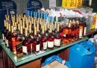 Illicit liquor factory unearthed in UP, 10 arrested