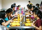 '1.5 lakh students in Kota served unhealthy food in coaching institutes'