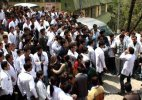 At least 2,000 resident doctors go on strike in national capital