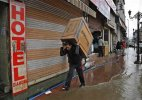J&K Floods: MeT forecasts heavy rain in Kashmir valley