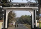 Kalyani University officials assaulted