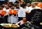 Beef party on Kolkata street to protest rising intolerance in India