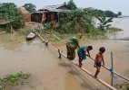 Assam flood turns grim; over 65,000 affected