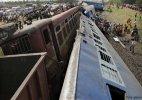 Derailment kills one in Bengal, disrupts train movement