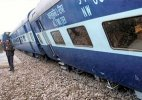 Passenger train derails in Assam, motorman seriously injured