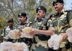 2 Pakistan intruders shot dead by BSF; 12-kg heroin, rifle seized