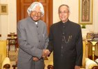 President Mukherjee reminisces of 'poet' APJ Abdul Kalam, their 'friendship'
