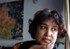 Taslima Nasreen says will return to India