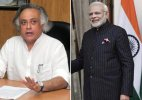 PM's suit striped with his name reflects megalomania: Jairam Ramesh