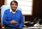 Railway Minister Suresh Prabhu to launch 50,000th coach on July 6