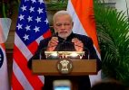 "Terrorism a ""principal"" global threat: Modi"