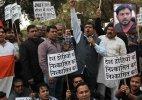 Our son victim of Hindutva politics say parents of JNUSU chief
