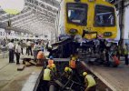Mumbai local rams into dead end at Churchgate station, 5 injured, 3 suspended