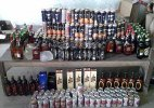 Over 5000 liquor bottles seized ahead of Delhi polls