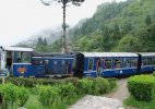 Darjeeling Himalayan Railway hikes toy train ticket price