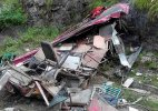 18 dead as bus falls into a gorge in Himachal Pradesh