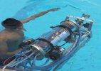 IIT students develops underwater robots