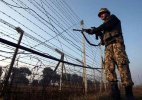 After recent ceasefire violations by Pakistani troops, overnight exchange of fire along LoC