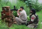 Gurdaspur attack: terrorists wore gloves with 'Made in Pak' tag