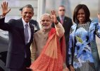 Ministry of External Affairs declines answer to RTI query on Barack Obama visit expenses
