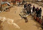 Fresh rainfall in Kashmir Valley; Jhelum recedes but fear of flood lurking
