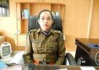 Fatehabad SP Sangeeta Kalia transferred spat Anil Vij