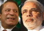 """Sharif writes letter of felicitation to Modi, talks of forging """"friendly and cooperative"""" relationship"""