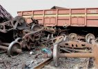 West Bengal: Train derails, two killed in collision