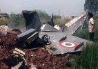 MiG-21 crashes near Jamnagar in Gujarat, pilot safe
