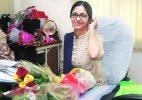 Swati Maliwal takes charge as DCW chief