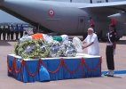 APJ Abdul Kalam's body arrives in Delhi