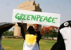 Modi-Obama climate change usual rhetoric: Greenpeace