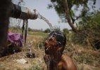 Heat wave leaves 153 dead in Telangana, Andhra Pradesh