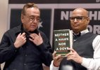 Despite Shiv Sena threat, Kasuri's book launched in Mumbai