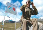 Flag meet held on troops face-off in Chumar