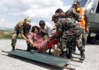 #NepalDevastated: Indian Army's 'Operation Maitri' reaches epicentre near Lamjung