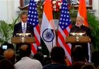 Live: President Obama thanks PM Modi for 'chai pe charcha', says 'Chalein saath saath'