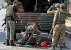 Two killed, eight injured in militant attack on Jammu-Srinagar highway