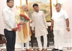 Meet Balwant Kumawat, the man who swore not to wear chappal until Modi becomes PM