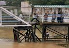 Train services in West Bengal hit by heavy rains