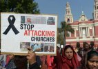 Church attacked in Jabalpur during Bible convention, police case filed