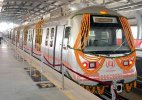 Rajasthan CM Vasundhara Raje to flag off Jaipur Metro today