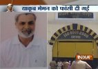 Yakub Memon hanged after Supreme Court rejects last-minute plea