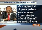 We have to increase our weight and punch proportionally: NSA Ajit Doval