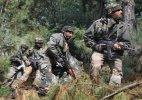 Pakistan violates ceasefire twice in Poonch, jawan injured