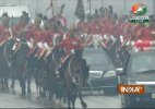 Republic Day celebration: Obama arrives in own vehicle for the parade