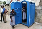 Government in race against time to fulfil PM's goal of 'toilets in all schools'